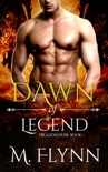 Dawn of Legend: Dragon Dusk Book 1 (Dragon Shifter Romance) book summary, reviews and download
