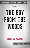 The Boy from the Woods by Harlan Coben: Conversation Starters book summary, reviews and downlod