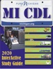 CDL Michigan Commercial Drivers License book image