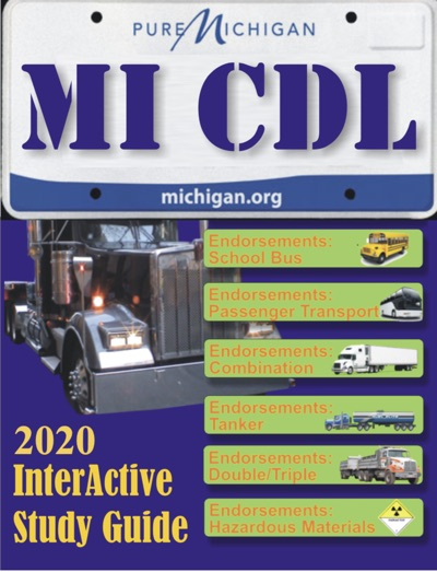 CDL Michigan Commercial Drivers License by William Chester Book Summary, Reviews and E-Book Download