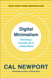 Digital Minimalism book summary, reviews and download