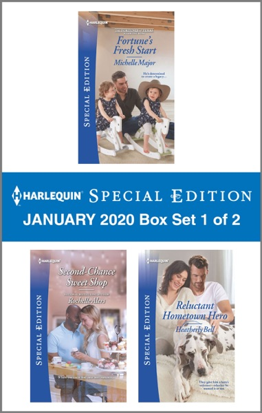 Harlequin Special Edition January 2020 - Box Set 1 of 2 by Michelle Major, Rochelle Alers & Heatherly Bell Book Summary, Reviews and E-Book Download