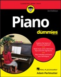 Piano For Dummies book summary, reviews and download