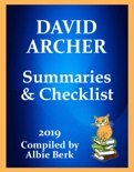 David Archer: Series Reading Order - with Summaries & Checklist - Updated 2019 book summary, reviews and downlod