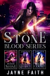 Stone Blood Series Books 1 - 3 book summary, reviews and downlod