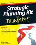 Strategic Planning Kit For Dummies book summary, reviews and download