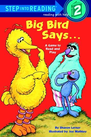 Big Bird Says... (Sesame Street) by Sesame Street E-Book Download