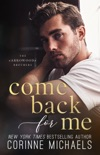 Come Back for Me book summary, reviews and downlod
