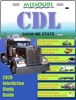 CDL Missouri Commercial Drivers License book image