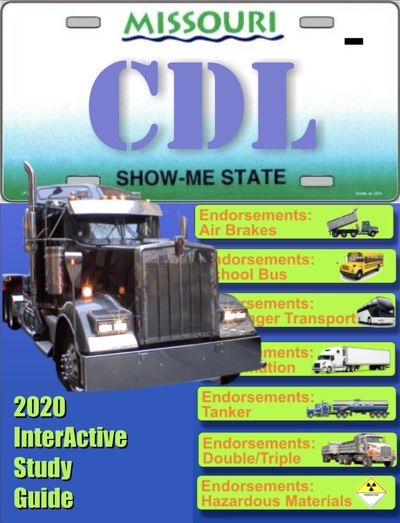 CDL Missouri Commercial Drivers License by William Chester Book Summary, Reviews and E-Book Download