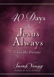 40 Days of Jesus Always book summary, reviews and downlod