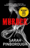 Murder book summary, reviews and downlod
