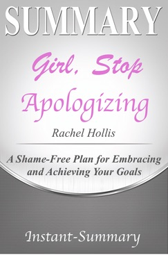 Girl, Stop Apologizing E-Book Download