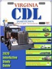 CDL Virginia Commercial Drivers License book image