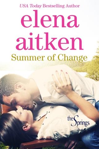 Summer of Change by Elena Aitken E-Book Download