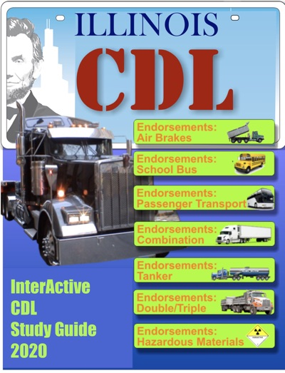 Illinois CDL Commercial Drivers License by William Chester Book Summary, Reviews and E-Book Download