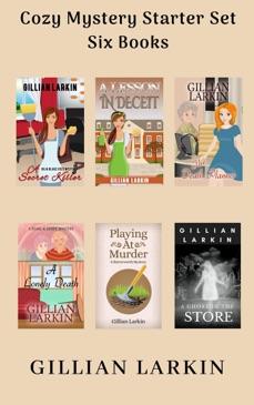 Cozy Mystery Starter Set - Six Books E-Book Download