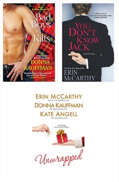 Unwrapped Bundle with You Don't Know Jack & Bad Boys in Kilts E-Book Download