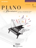Piano Adventures - Level 4 Lesson Book book summary, reviews and download