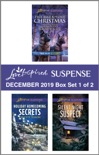 Harlequin Love Inspired Suspense December 2019 - Box Set 1 of 2 book summary, reviews and downlod