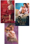 Vanessa Kelly Bundle: My Favorite Countess, Sex and the Single Earl, Mastering the Marquess book summary, reviews and downlod