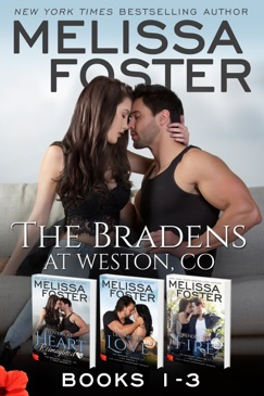 The Bradens at Weston (Books 1-3) Boxed Set E-Book Download