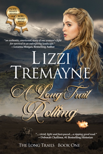 A Long Trail Rolling by Lizzi Tremayne Book Summary, Reviews and E-Book Download