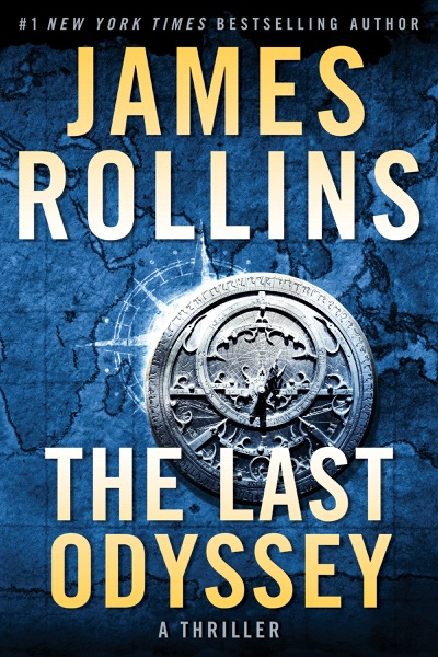 The Last Odyssey by James Rollins Book Summary, Reviews and E-Book Download