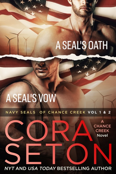 Navy SEALs of Chance Creek Vol 1 & 2 by Cora Seton Book Summary, Reviews and E-Book Download