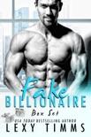Fake Billionaire Box Set #1-3 book summary, reviews and downlod