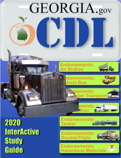 CDL Georgia Commercial Drivers License by William Chester Book Summary, Reviews and E-Book Download