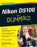 Nikon D5100 For Dummies book summary, reviews and download