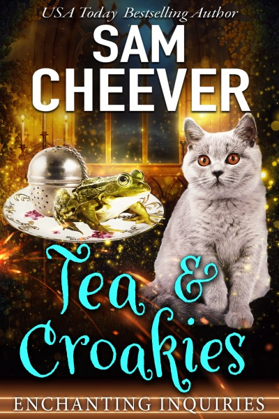Tea & Croakies by Sam Cheever Book Summary, Reviews and E-Book Download