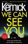 We Can See You book summary, reviews and downlod