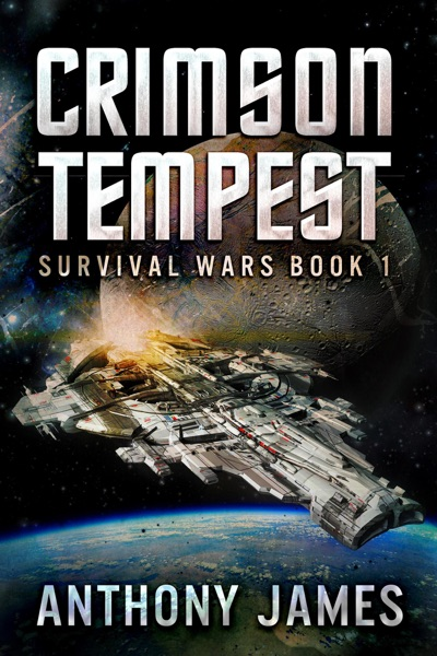 Crimson Tempest by Anthony James Book Summary, Reviews and E-Book Download