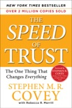 The SPEED of Trust book summary, reviews and download
