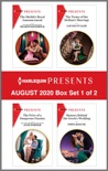 Harlequin Presents - August 2020 - Box Set 1 of 2 book summary, reviews and downlod