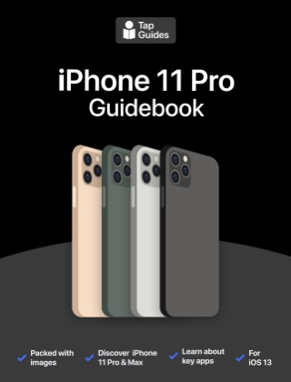 iPhone 11 Pro Guidebook by Thomas Anthony E-Book Download