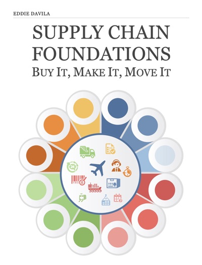 Supply Chain Foundations by Eddie Davila Book Summary, Reviews and E-Book Download