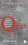 Quiet book summary, reviews and download