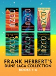 Frank Herbert's Dune Saga Collection: Books 1 - 6 book summary, reviews and downlod