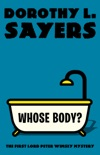 Whose Body? book summary, reviews and downlod