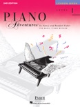 Piano Adventures - Level 1 Lesson Book book summary, reviews and download