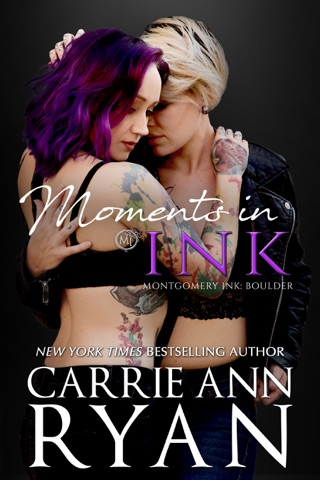 Moments in Ink by Carrie Ann Ryan E-Book Download