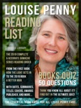 Louise Penny Reading List and Books Quiz book summary, reviews and downlod