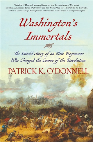 Washington's Immortals by OpenRoad Integrated Media, LLC book summary, reviews and downlod