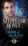 Order of the Blade Boxed Set (Books 1-3) book summary, reviews and downlod