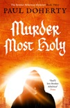 Murder Most Holy book summary, reviews and downlod