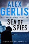 Sea of Spies book summary, reviews and downlod