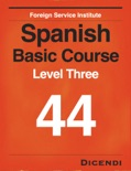 FSI Spanish Basic Course 44 book summary, reviews and downlod